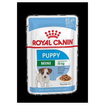 Royal Canin Puppy šlapias ėdalas (85g. x 12pak.)
