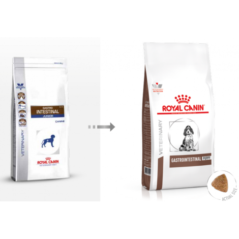 Royal Canin Gastro Intestinal Puppy 2,5 Kg