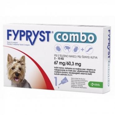 Fypryst Combo šunims (1pipetė)