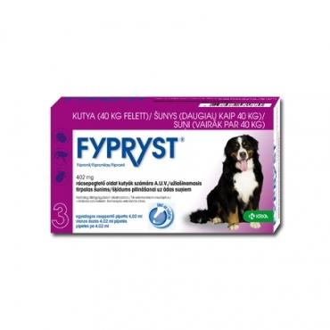 Fypryst šunims 40-60kg (1 pip.)
