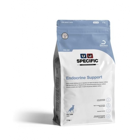 Specific FED DM Endocrine Support - endokrininiams susirgimams 2kg