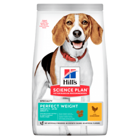 Hill's Canine Adult Perfect Weight Medium