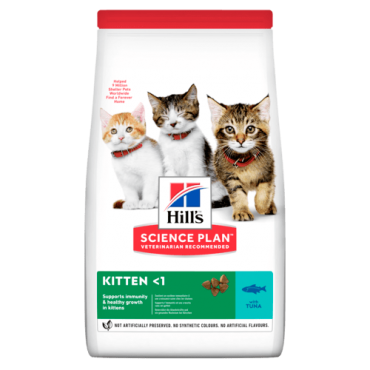 Hill's SP Kitten with tuna 1,5kg