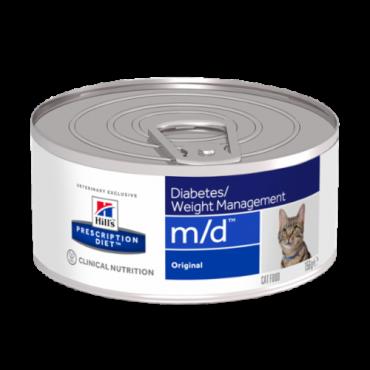 Prescription Diet™ m/d™ Feline Original 156g