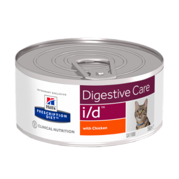 """Hill's Prescription Diet™ i/d™ Feline with Chicken 156g"