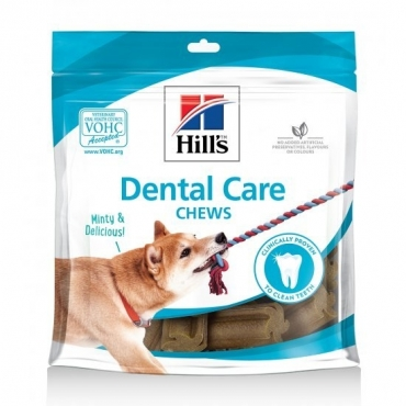 Hill's™ Dental Care Chews Dog Treats 170g