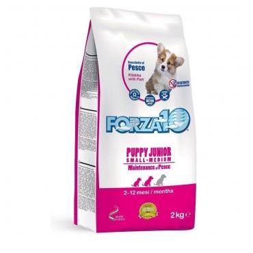 FORZA10   Puppy Junior S/M su žuvimi 2kg