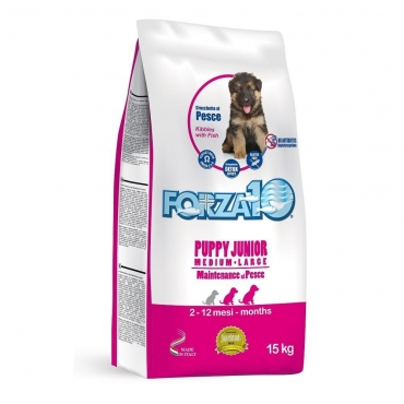 Forza10 Medium Large Puppy Junior Maintanance Fish 15kg