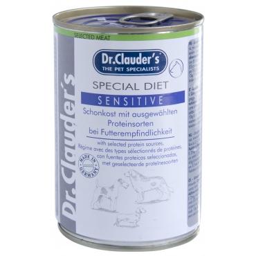 Dr. Clauders HautFell dermatologinė dieta kons. 400 gr