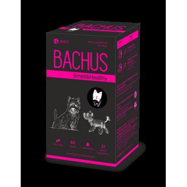 BACHUS Small&Healthy 60 skanių tablečių