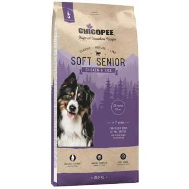 Chicopee Soft Senior Chicken & Rice
