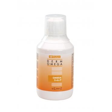 Diafarm Omega 3+6+9 geriamasis aliejus naminiams gyvūnams, 250 ml
