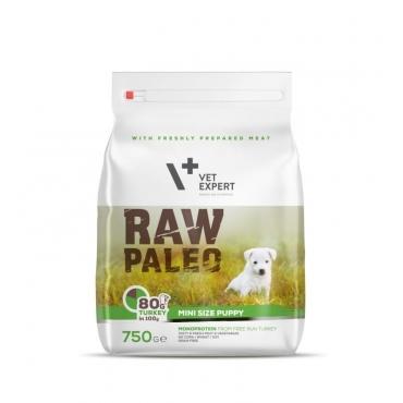 Raw Paleo sausas maistas jauniems mažų veislių šuniukams Puppy Mini 2,5kg