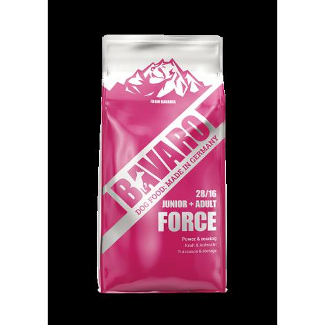 Josera BAVARO Force Junior + Adult 28/16 18kg