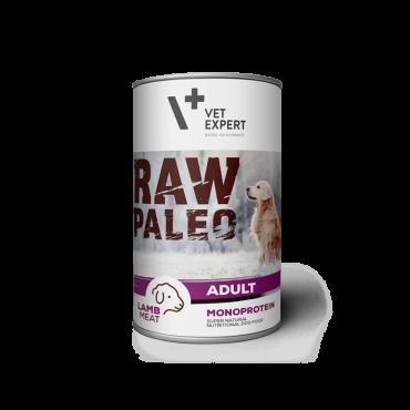 Raw Paleo Adult Lamb - konservai šunims su ėriena 400g