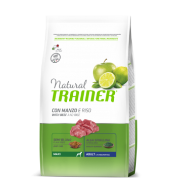 Trainer Natural ADULT MAXI su  Jautiena  12kg