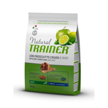 Trainer Natural ADULT MAXI su Vištiena 12kg