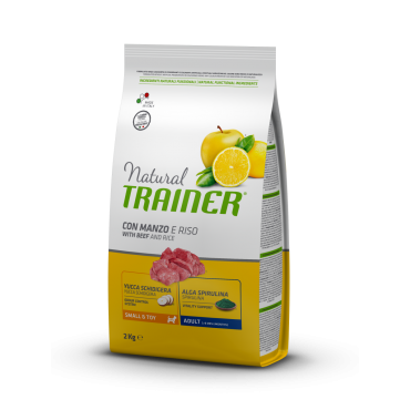 Trainer Natural ADULT MINI su  Jautiena