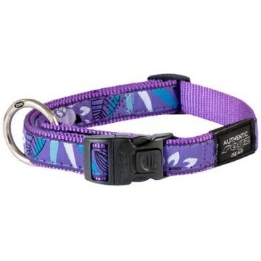 ROGZ Purple Forest Antkaklis