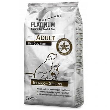 Platinum Adult sausas maistas šunims su Iberijos kiaulių mėsa