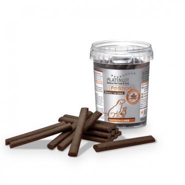 Platinum Fit-Sticks skanėstai šunims su vištiena ir ėriena, 300 g