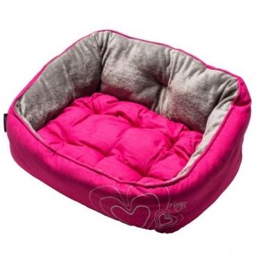 ROGZ Guolis Luna Pink Heart S 48x35x13cm