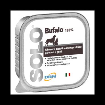 """Solo konservai šunims ir katėms """"Bufalo"""" su bizoniena"""