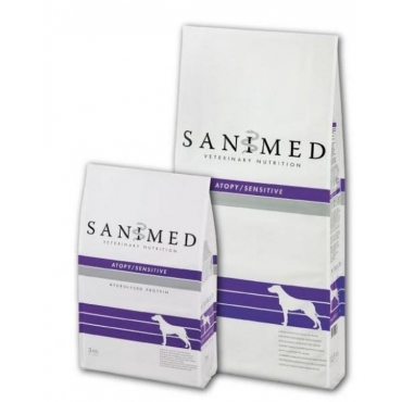 SANIMED Skin/Sensitive Šunims