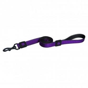 DOCO pavadėlis Martini violetinis M dydis
