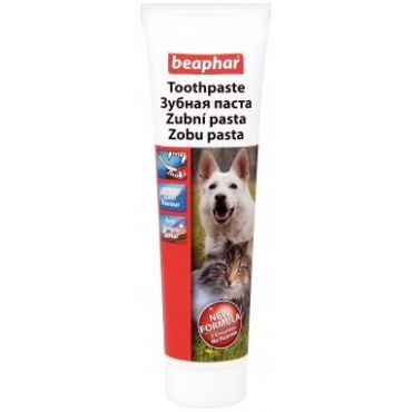 Beaphar kepenų skonio dantų pasta, Dog-a-Dent, 100 g