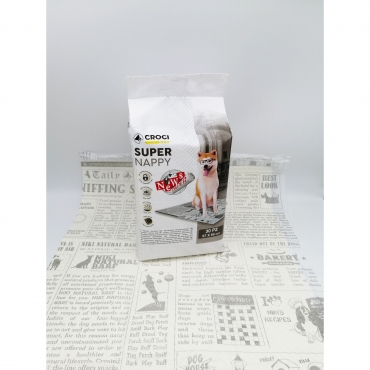 CROCI SUPER NAPPY New Paper Paklotai 57x54cm 30vnt