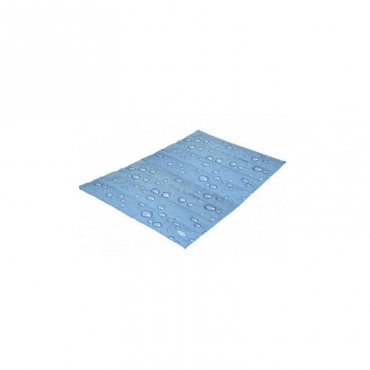 Trixie vėsinantis kilimėlis, S dydis, 40x30 cm, šviesiai mėlynas