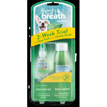 FRBREATH Fresh Breath rinkinys dantų priežiūrai, bandomasis