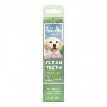 FRBREATH Fresh Breath gelis dantų priežiūrai, jauniems šunims, 59ml