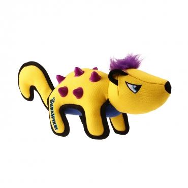 GIGWI Šunų žaislas-kramtukas Spyglius, ypač tvirtas, geltonas