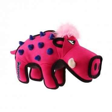 GIGWI Šunų žaislas-kramtukas Spyglius, ypač tvirtas, rožinis