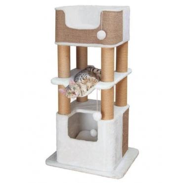 Trixie kačių stovas su nameliu, guoliu, hamaku, draskyklėmis ir žaisliukais