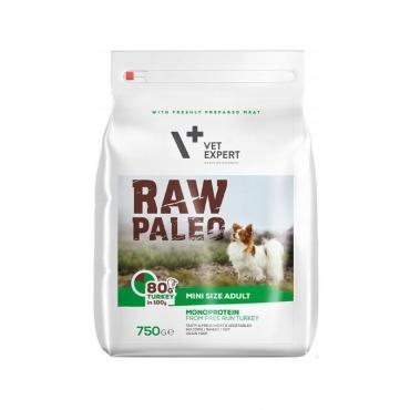 Raw Paleo sausas maistas suaugusiems mažų veislių šuniukams Adult Mini