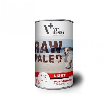 Raw Paleo Light konservai šunims su jautiena