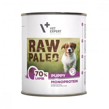 Raw Paleo Puppy konservai šuniukams su ėriena
