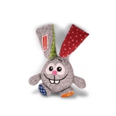 Ballon Rabbit Žaislas Šuniui Triušis 18cm