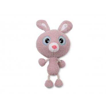Plush Rakki Rabbit Pliušinis Triušis Šuniui 30cm