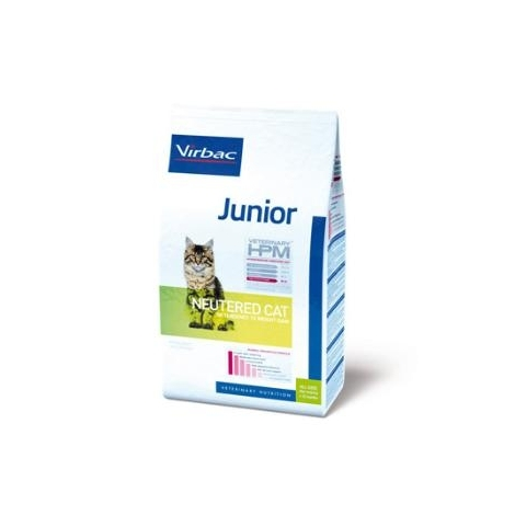 VIRBAC JUNIOR NEUTERED CAT