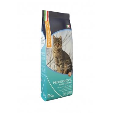 Professional Adult Salmone  Pilnavertis suaugusių kačių maistas su lašiša