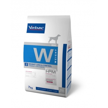 Virbac dog weight loss & control