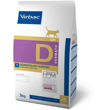 Virbac cat dermatology support