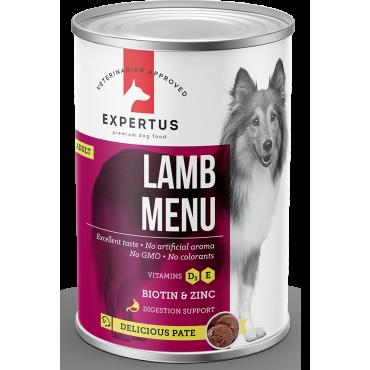 Expertus LAMB MENU