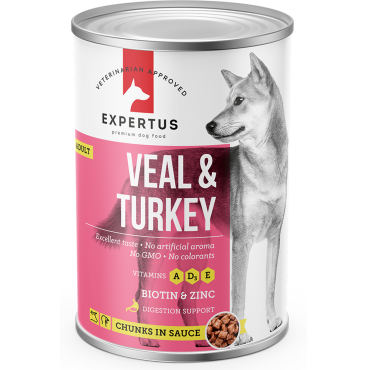 Expertus VEAL & TURKEY