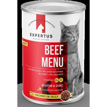 Expertus BEEF MENU