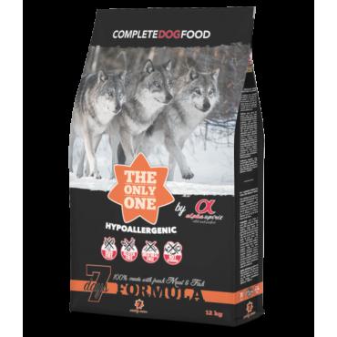 Alpha Spirit 7 DAYS DRY COMPLETE DOG FOOD WEEK MENIU 12kg